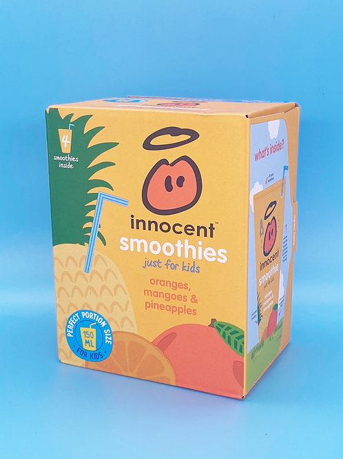 Innocent Smoothies Orange, Mango, & Pineapple