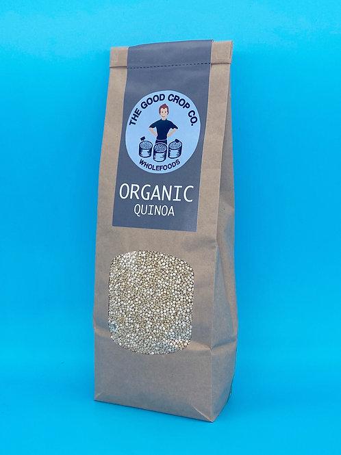 The Good Crop Co.Organic Quinoa ☘️  🧡