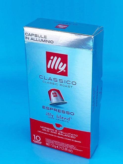 Illy Classico Espresso Pods 10pk