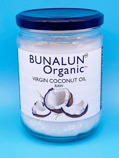 Bunalun Organic Virgin Coconut Oil☘️  🧡