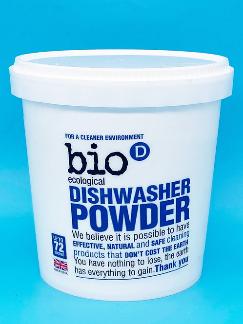 BioD Dishwasher Powder 72 Washes