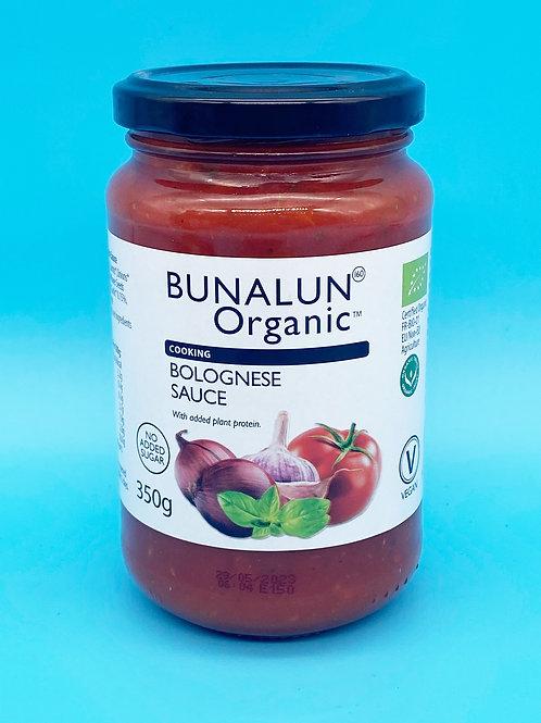 Bunalun Organic Bolognese Sauce☘️  🧡