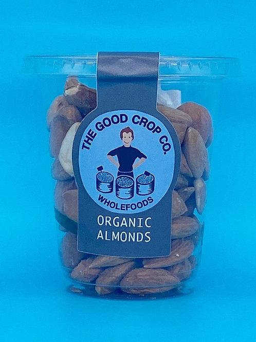 The Good Crop Co. Organic Almonds☘️  🧡