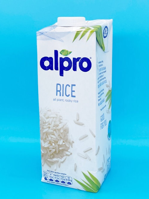Alpro Rice Milk 1 Litre
