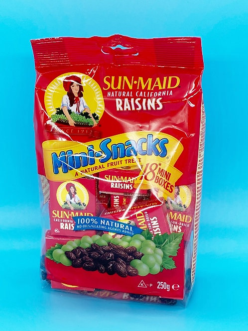 Sun-Maid Raisins Mini Boxes
