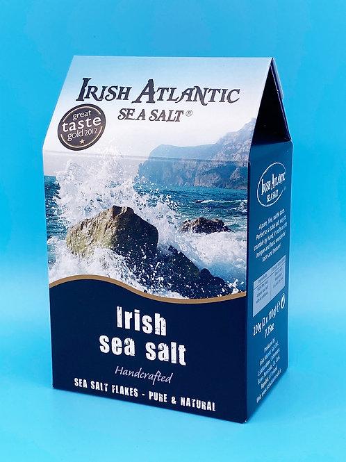 Irish Atlantic White Sea Salt Flakes☘️  🧡