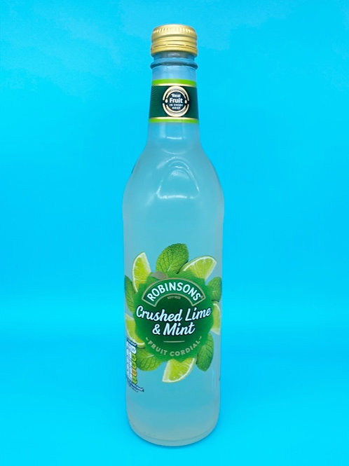 Robinsons Crushed Lime & Mint