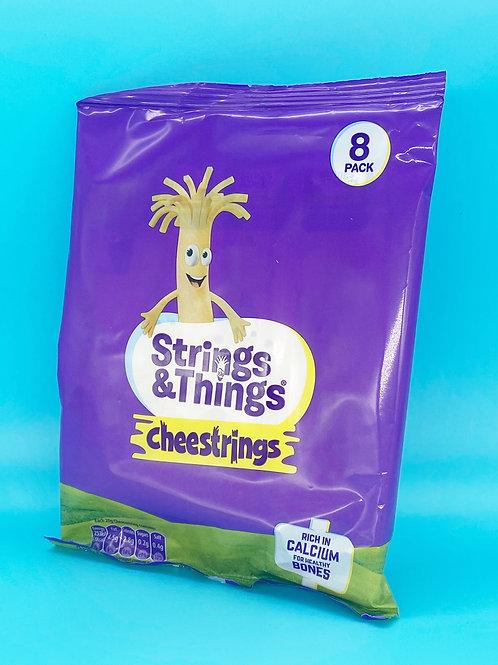 Cheesestrings 8 pack