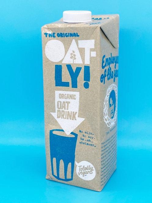 Oatly Oat Milk 1 Litre