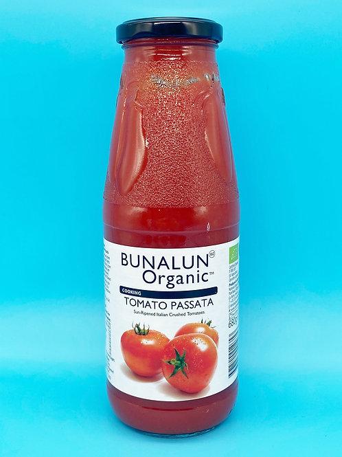 Bunalun Organic Crushed Tomato Passata☘️  🧡
