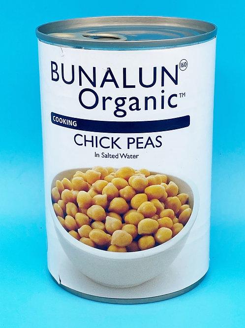 Bunalun Organic Chick Peas☘️  🧡