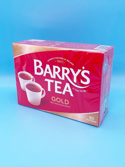 Barrys Tea 80bags☘️  🧡