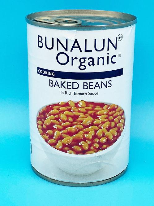 Bunalun Organic Baked Beans☘️  🧡