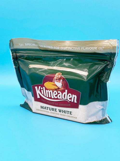 Kilmeaden Mature White Cheddar☘️  🧡