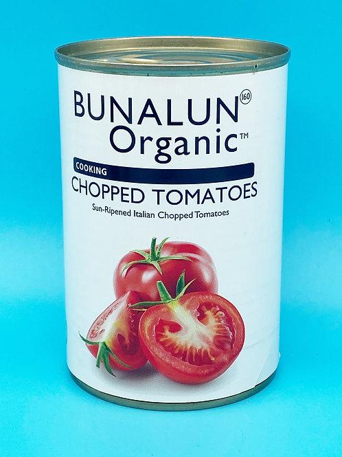 Bunalun Organic Chopped Tomatoes☘️  🧡