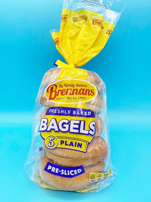 Brennans Plain Bagels☘️  🧡