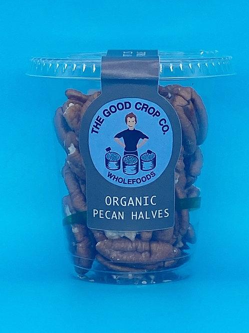 The Good Crop Co. Organic Pecan Halves☘️  🧡
