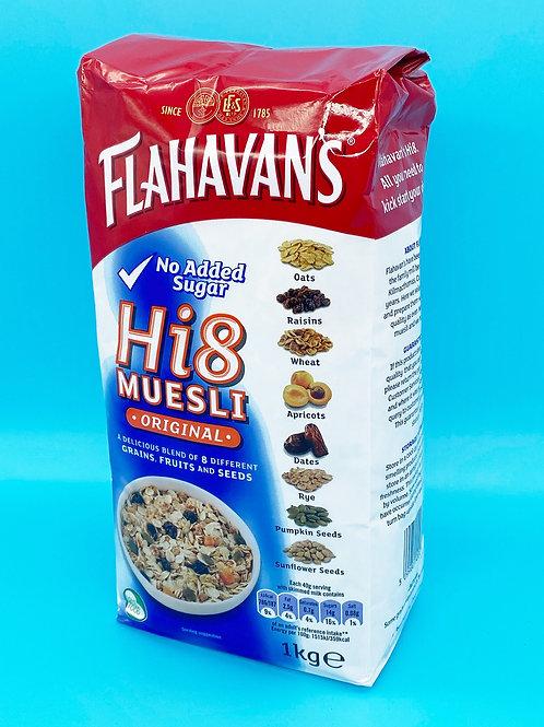 Flahavans Hi8 Muesli☘️  🧡