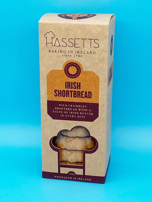 Hassetts Bakery Irish Shortbread Biscuits☘️  🧡