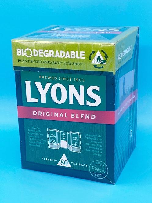 Lyons Tea 80bags☘️  🧡