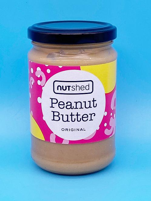 Nutshed Original Smooth Peanut Butter