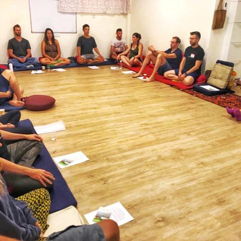 פרטים על הקורס בתל אביב