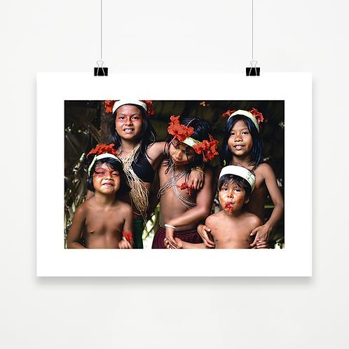 Inocencia Huaorani