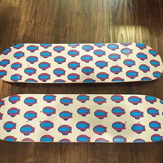 Z E P L I N S - couple new skateboard decks freshly painted.jpg