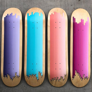 Pantone's 🔹 New set of hand painted skateboards part of the _reservoir_la trunk show February 9th-11th.jpg