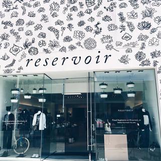 Reservoir LA Storefront