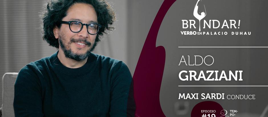 Aldo Graziani en BRINDAR!
