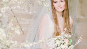 Whimsical Spring Bride