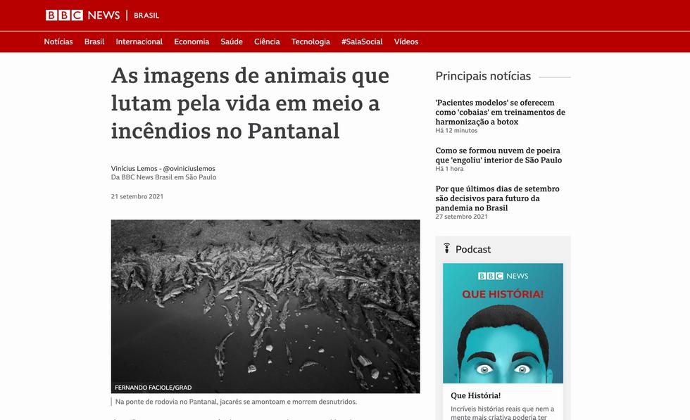 BBC News | Brasil 21.09.2021