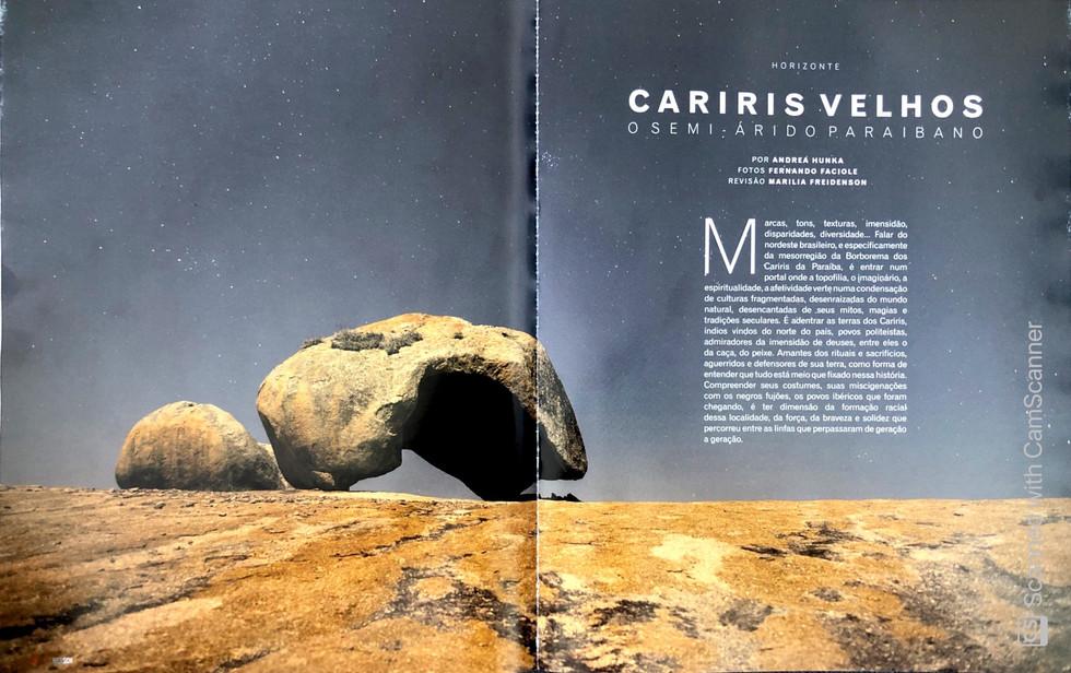 Revista Mensch: Coluna Horizonte
