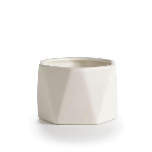 Illume Gardenia Dylan Ceramic Candle