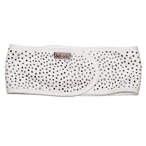 Micro Dot Spa Headband