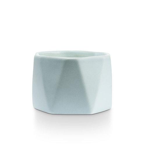 Illume Fresh Sea Salt Dylan Ceramic Candle