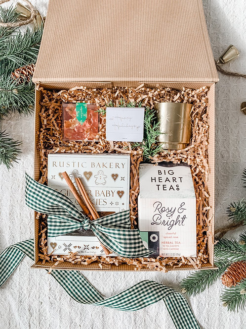 Rosy and Bright Gift Box (Caffeinated)