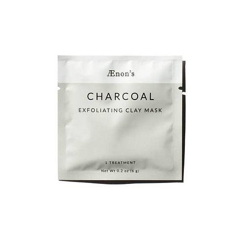 Aenon's Charcoal Clay Mask