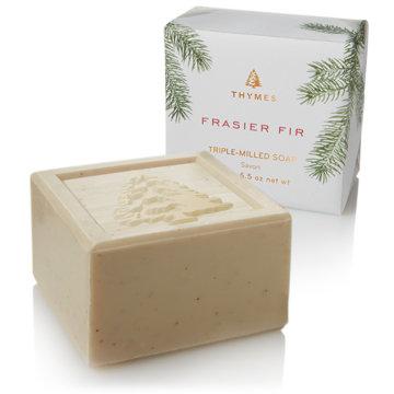 Thymes Frasier Fir Guest Bar Soap
