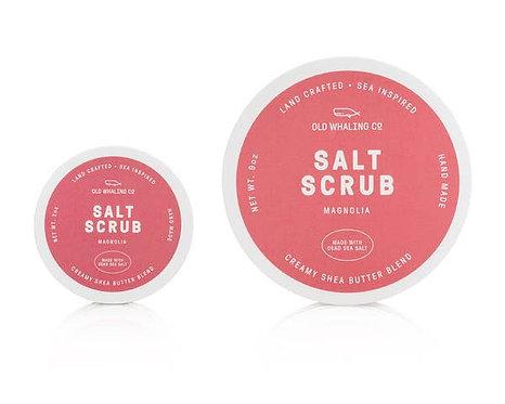 Magnolia Salt Scrub