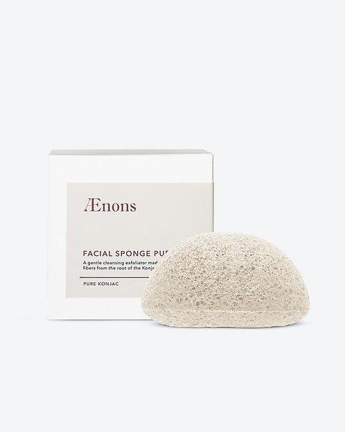 Aenon's Konjac Cleansing Sponge
