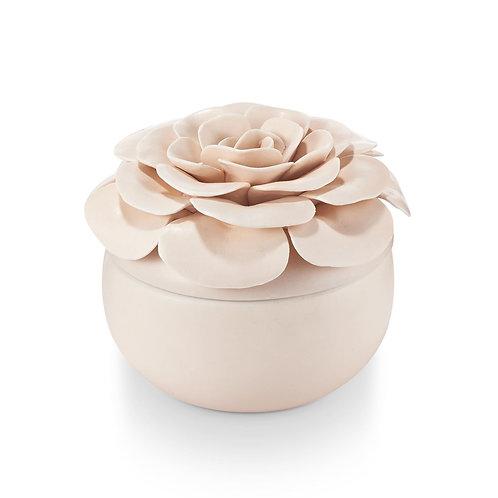 Illume Coconut Milk Mango Flower Candle