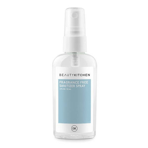 Fragrance Free Hand Sanitizer Spray