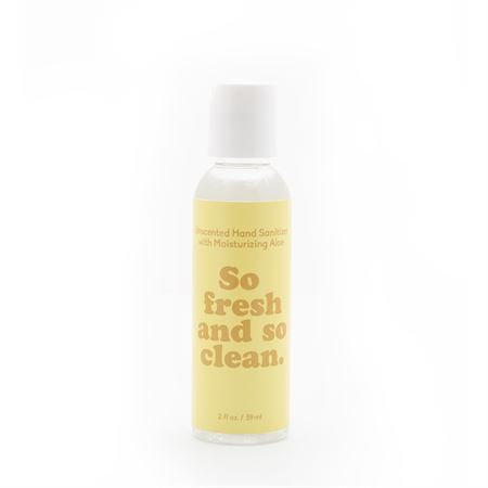 So Fresh and So Clean Hand Sanitizer