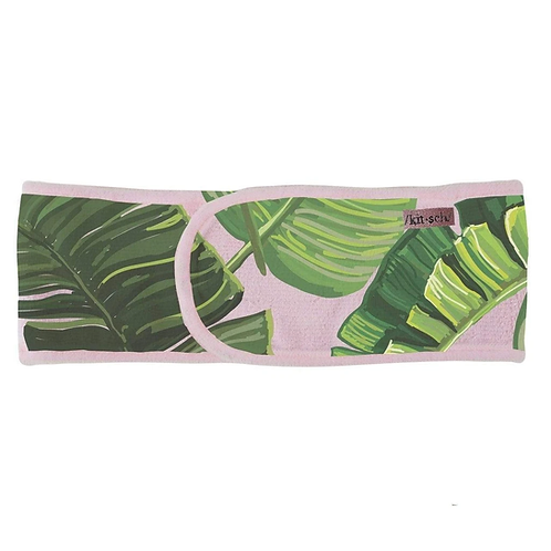 Palm Print Spa Headband