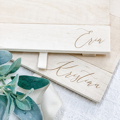Add-On Name Engraving Only