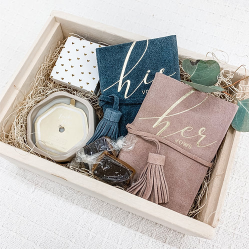 To Have and To Hold Gift Box