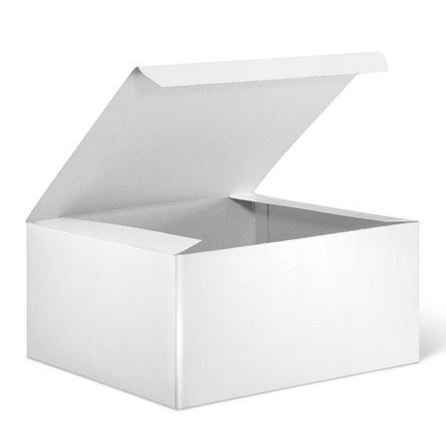 Tuck Top White Gift Box