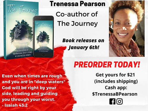 The Journey Book (Paperback Version)